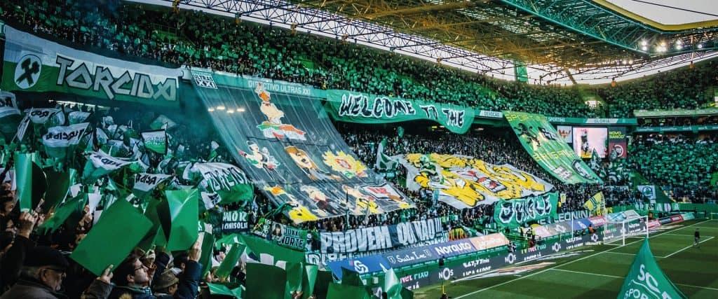 Sporting Lisbon v SL Benfica