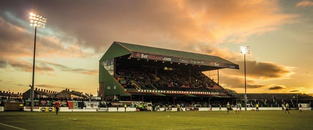 Away Days Voetbalreizen- Belfast