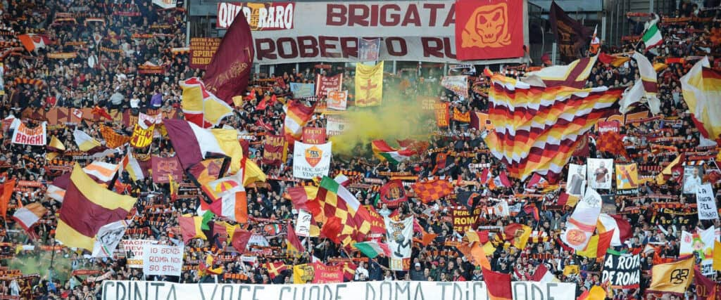 AS Roma v Lazio Roma