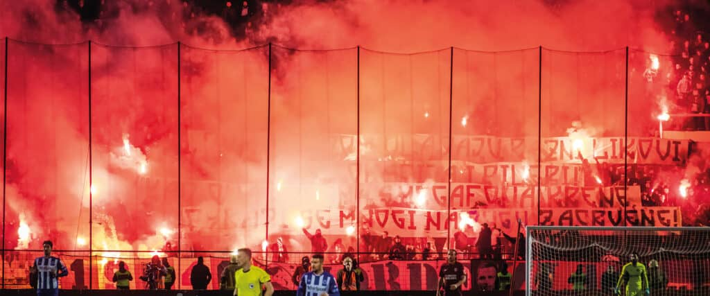 FK Sarajevo v FK Željezničar