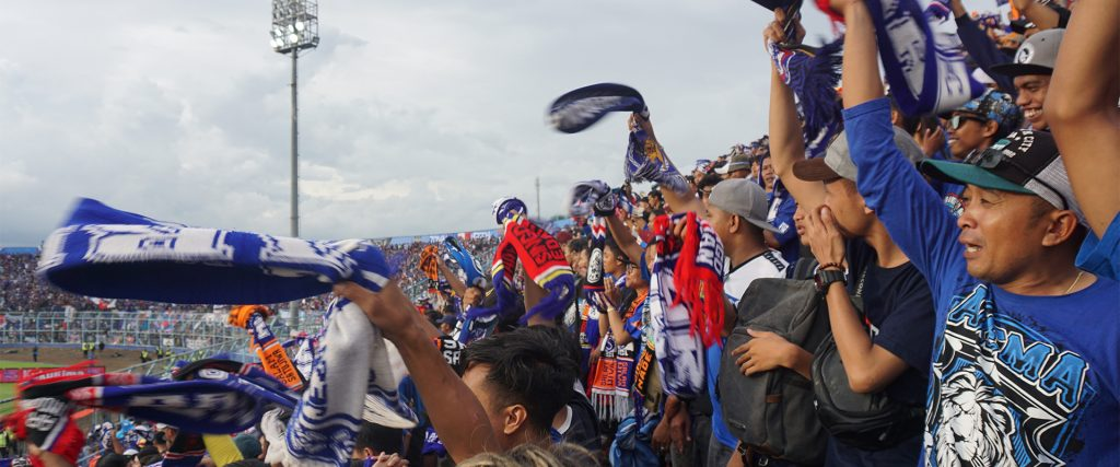 Away Days Football Travel - Football Trip Indonesia - Java and Bali